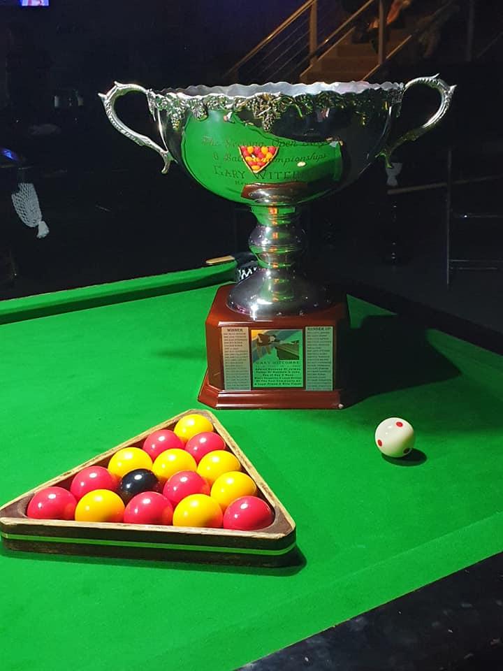 2021 Geelong Open Singles Results